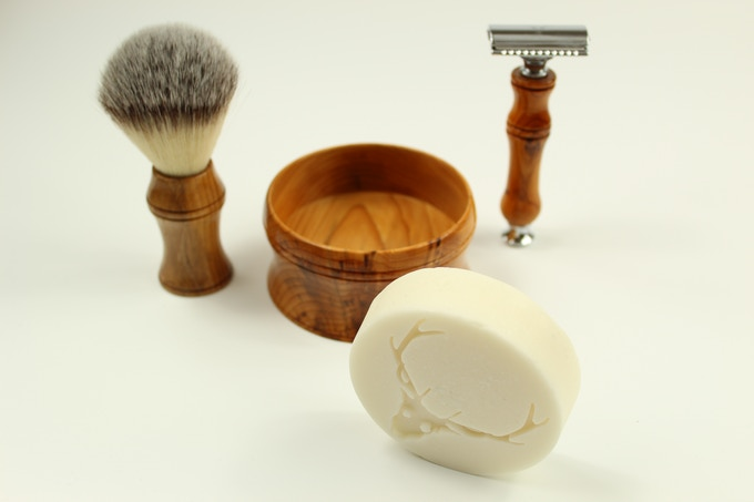 The anticipation is over - introducing the luxury STAG Shaving Set.