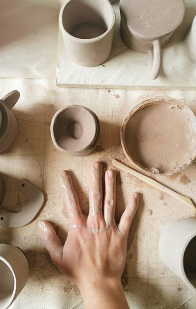 CLAY DATE!  CURIOUS CLAY OPEN-STUDIO CLASS : at the $75 reward level, I'm welcoming object enthusiasts and makers alike to enjoy an evening of clay play!