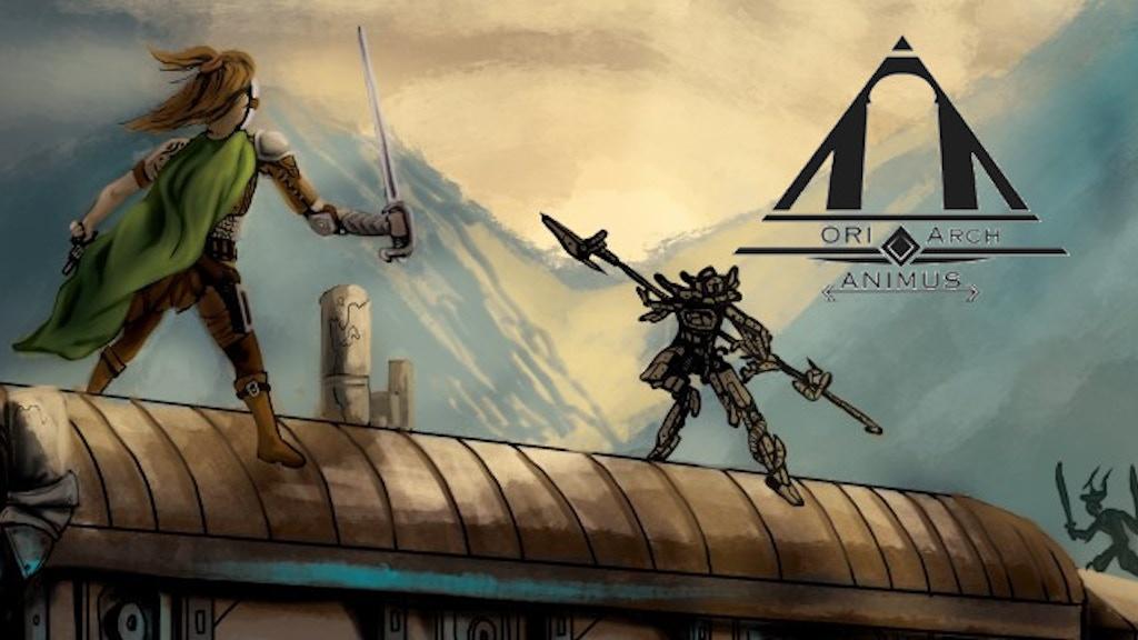 Ori Arch: Animus RPG System