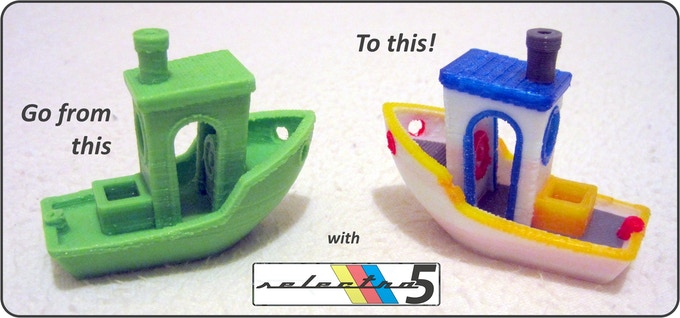 Make a perfect Benchy even perfecter!