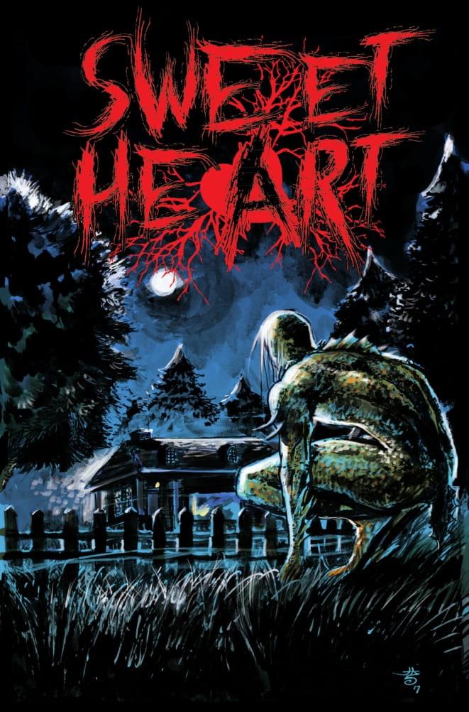 Sweet Heart #1 Cover Print