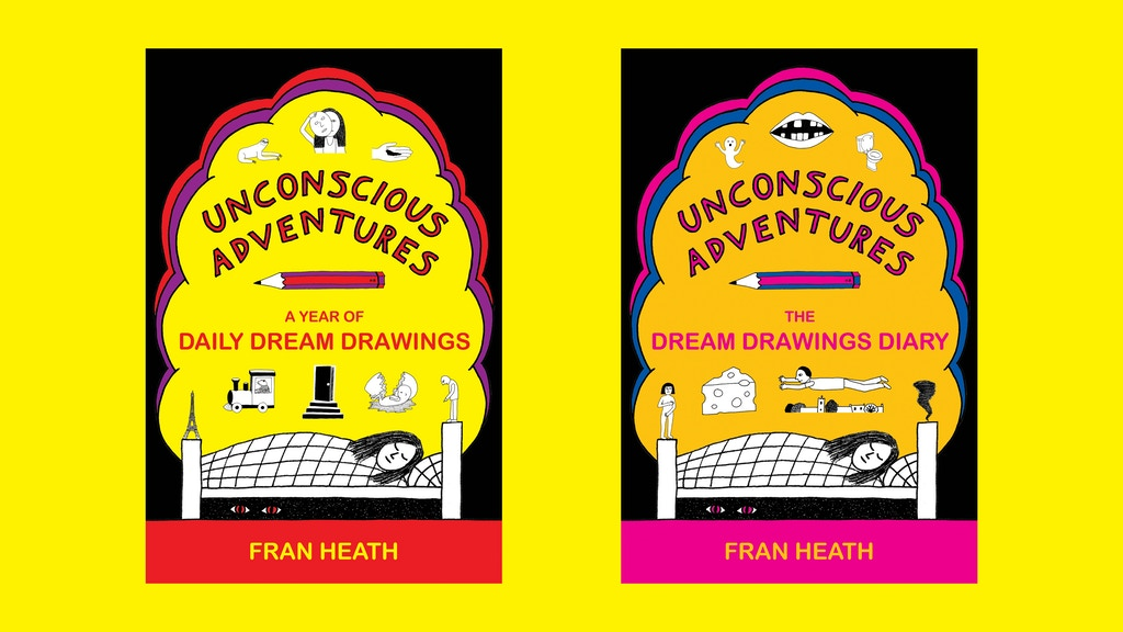 Unconscious Adventures: Daily Dream Drawings project video thumbnail