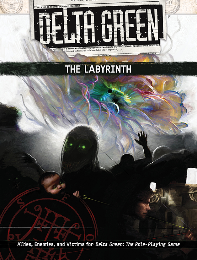 Join us in the Labyrinth
