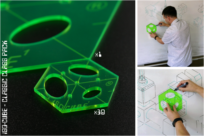 ISO-CUBE: Isometric 3D Drawing Tool by Mindsets (UK) Limited