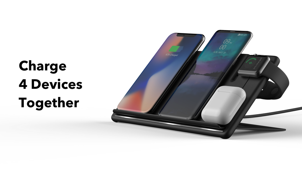 Wyrex | Wireless Charger For All Your Devices