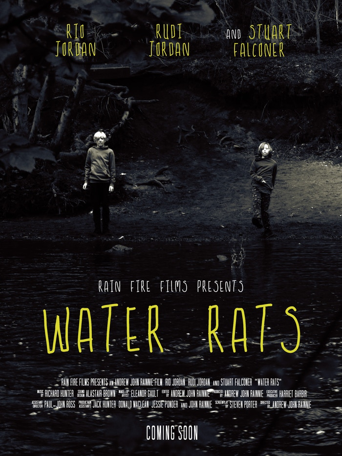 The Water Rat is a short film about two boys who encounter an unusual animal. Their fate will be sealed in how they treat the creature.