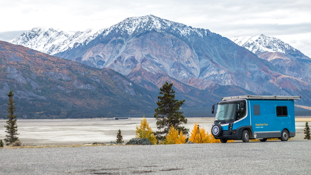 Alaska to Argentina in a Solar Powered, Electric Camper Van project video thumbnail