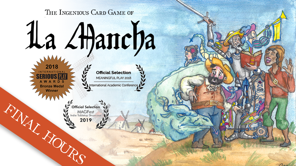 La Mancha: The Card Game project video thumbnail
