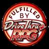 PDF and PoD distributed through DriveThruRPG
