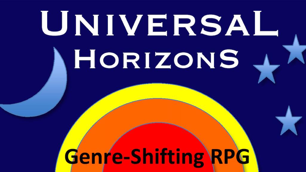 Expanding Universal Horizons ~ Adding more modern fantasy! project video thumbnail
