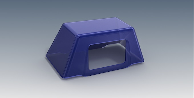 Catboxpro Dome - keeps litter inside the box.