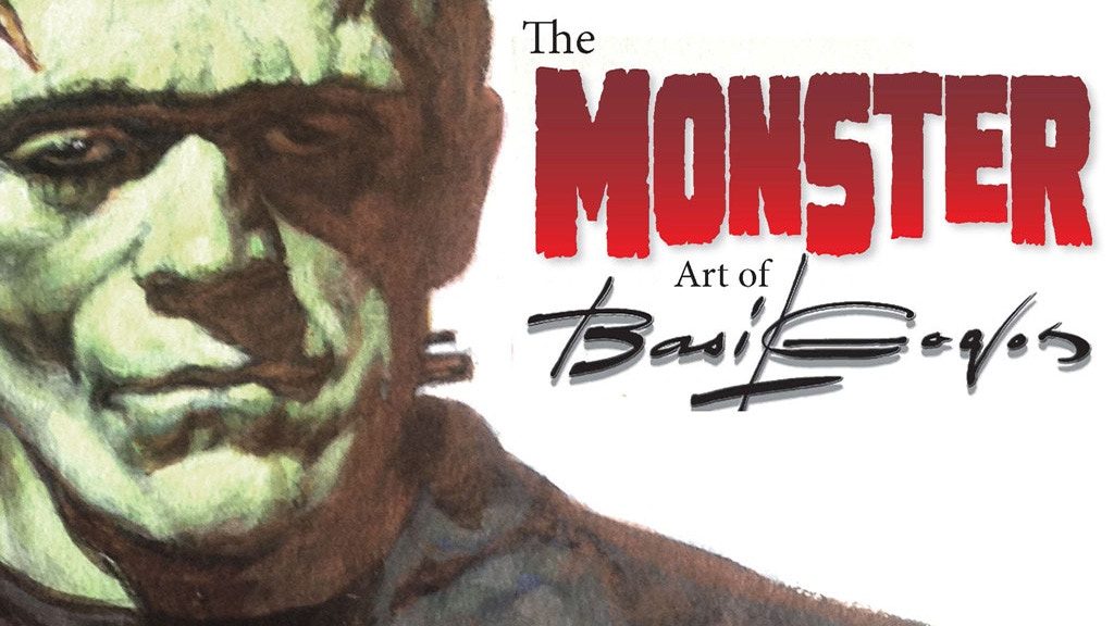 The Monster Art of Basil Gogos project video thumbnail
