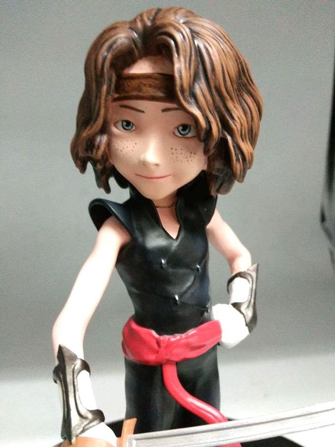 Collector's Peter Pan Figurine