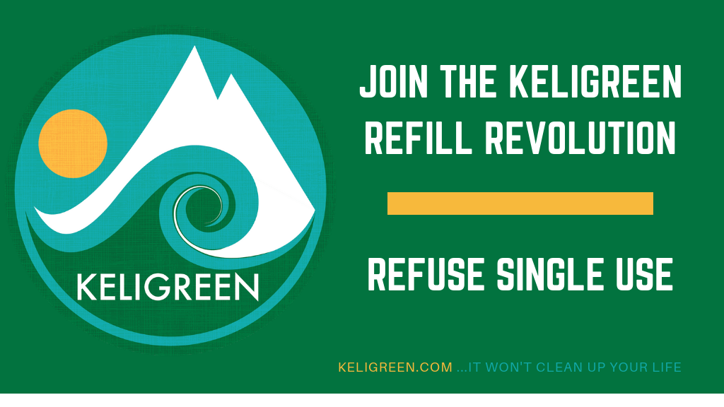 KELIGREEN Revolution: End Plastic Pollution in Distribution project video thumbnail