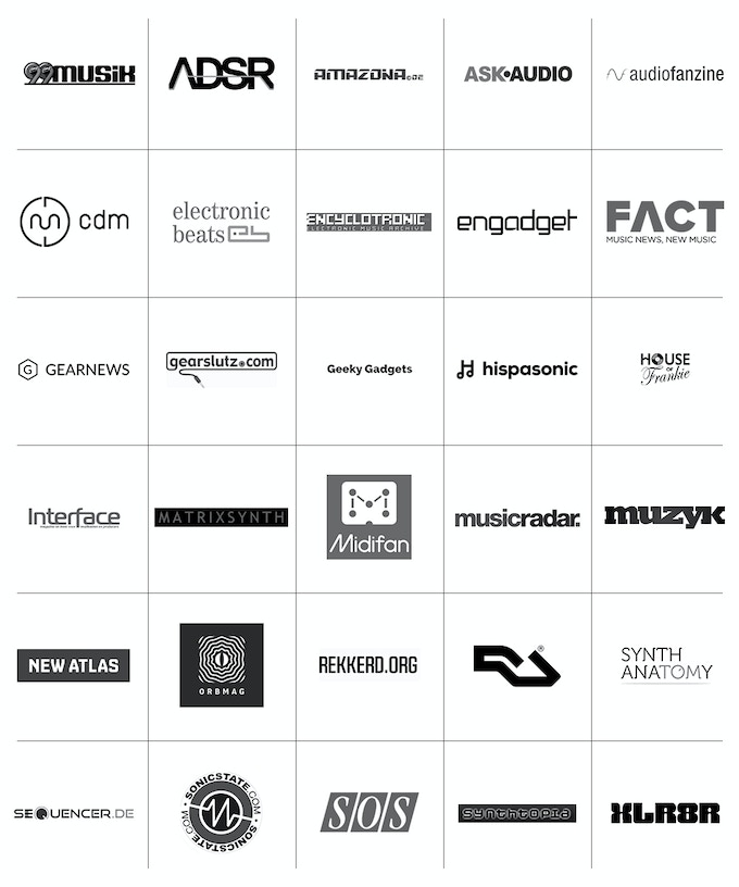 Publishers featuring Modal SKULPTsynthesiser