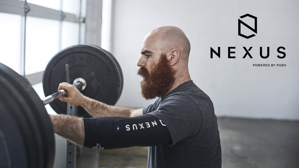 NEXUS. The First Elite Wearable for CrossFit. project video thumbnail