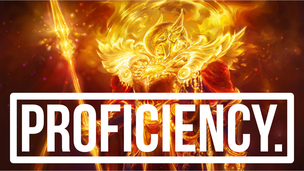 Proficiency RPG project video thumbnail