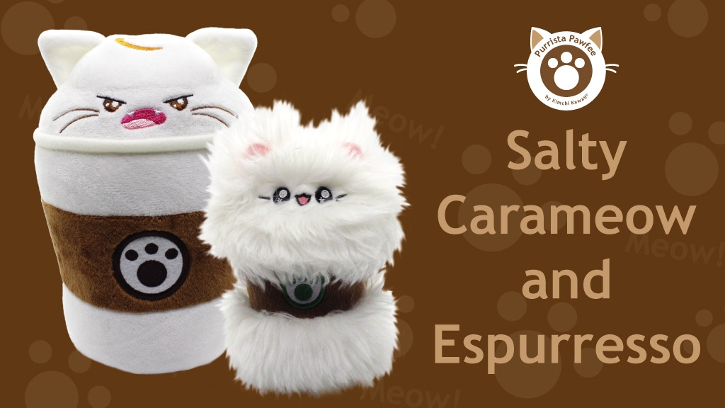 Kitty Coffees: Espurresso and Salty Carameow project video thumbnail