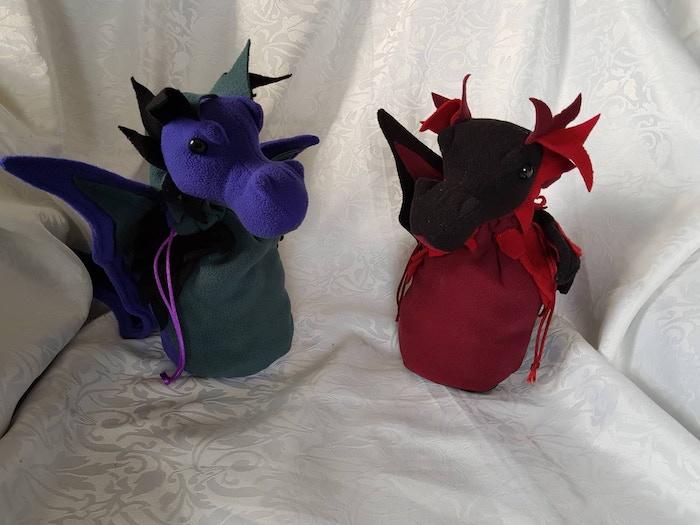 Dragon Bagon samples