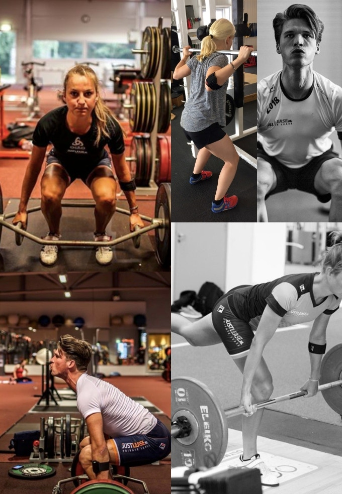 Netherlands Olympic Team Utilizing Push for their training
