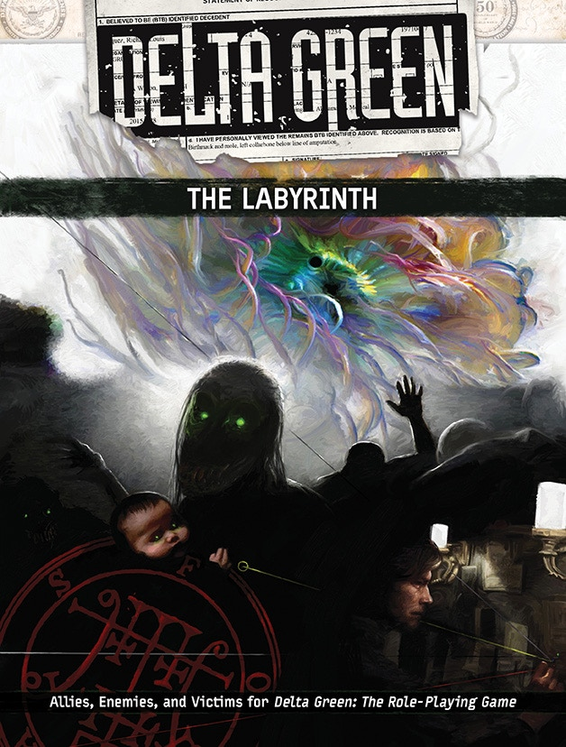 Back Delta Green: The Labyrinth