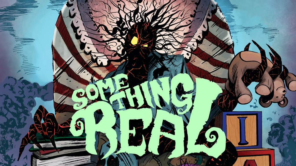 Project image for Something Real - Issues 1 & 2 (Canceled)