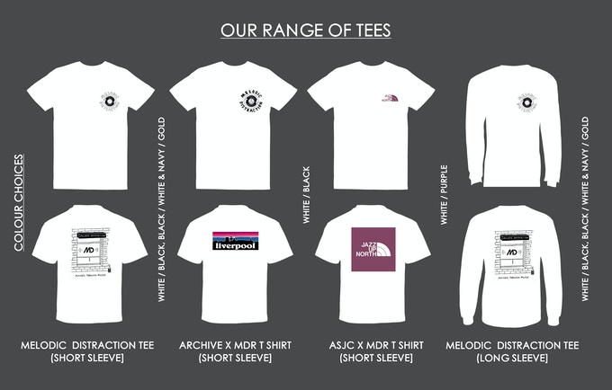 Our Range of T-Shirts