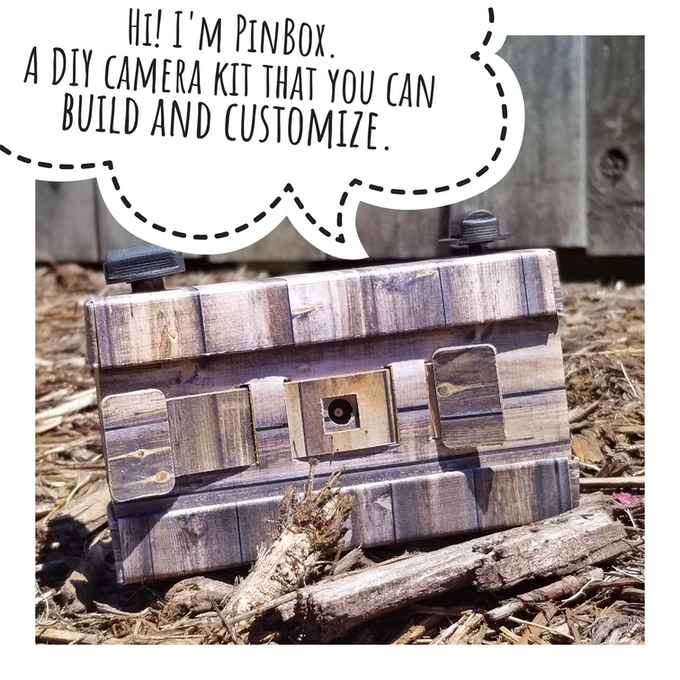 Sample Style: PinBox with Barn Fence Wrap