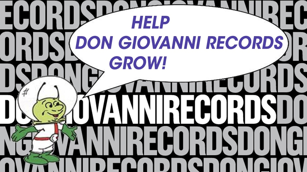 Help Don Giovanni Records grow! project video thumbnail