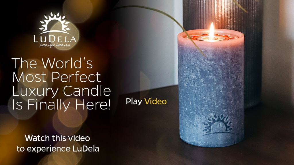 LuDela: Tech-Enabled Candlelight Fixtures on a Mission project video thumbnail