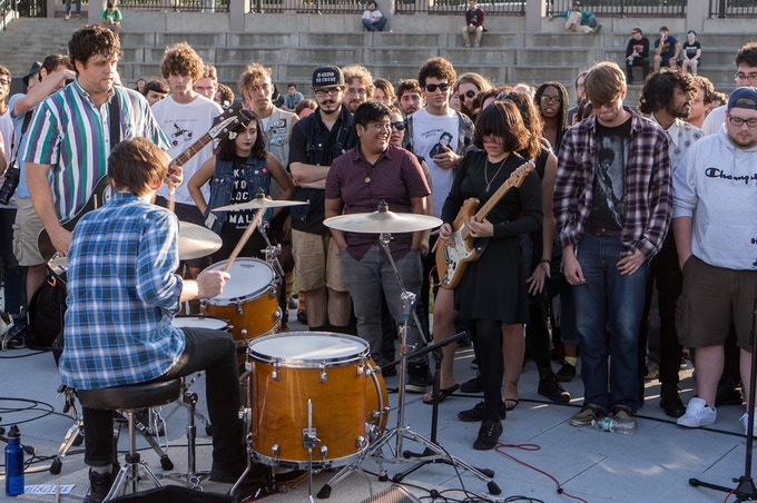 Screaming Females at our free outdoor summer concert