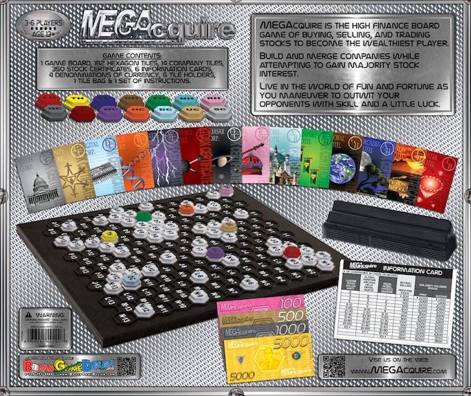 MEGAcquire Box