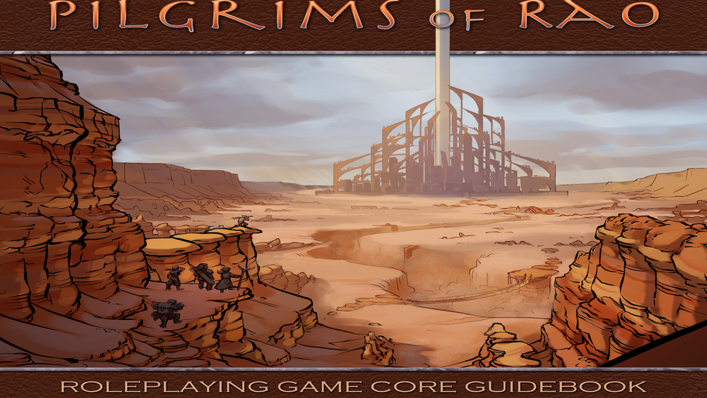 Pilgrims of Rao: Core Guidebook (PDF) project video thumbnail