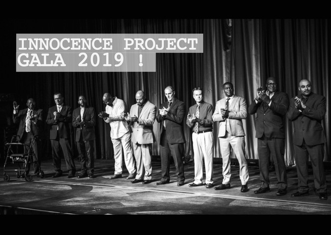 Tickets to Innocence Project Gala 2019 !
