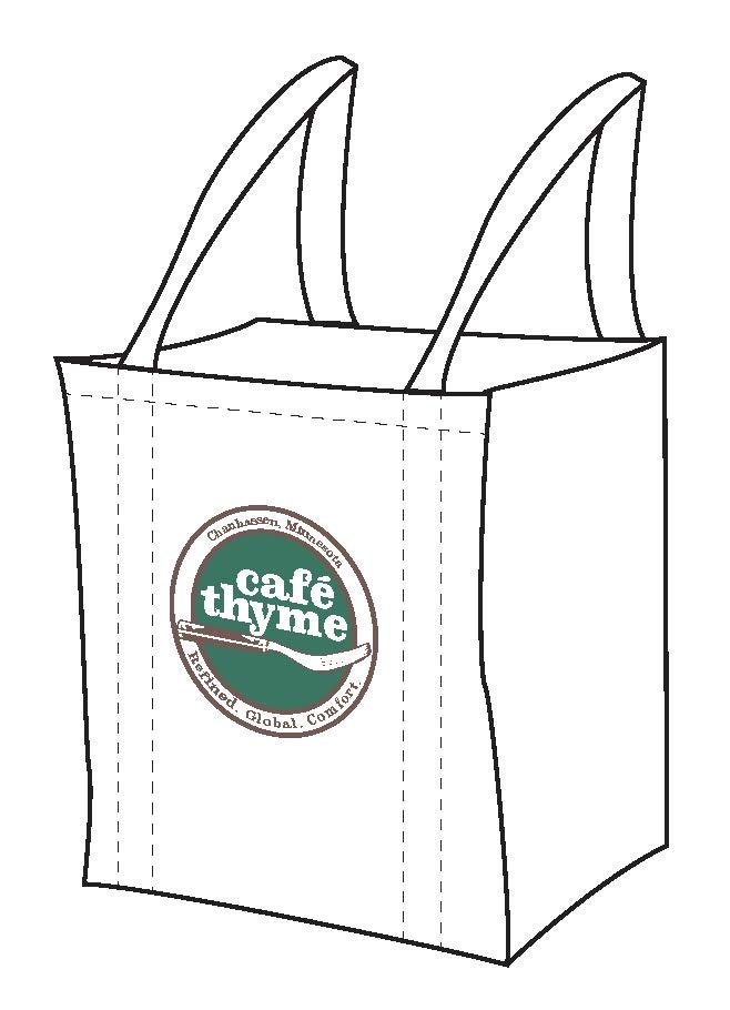Image of our Reusable Tote Bag