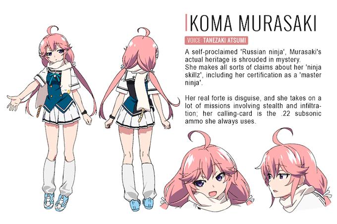 Ikoma Murasaki