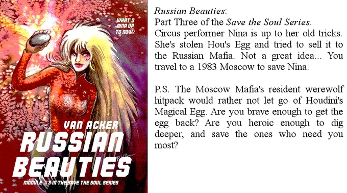 Russian Beauties, a Bloodtooth module