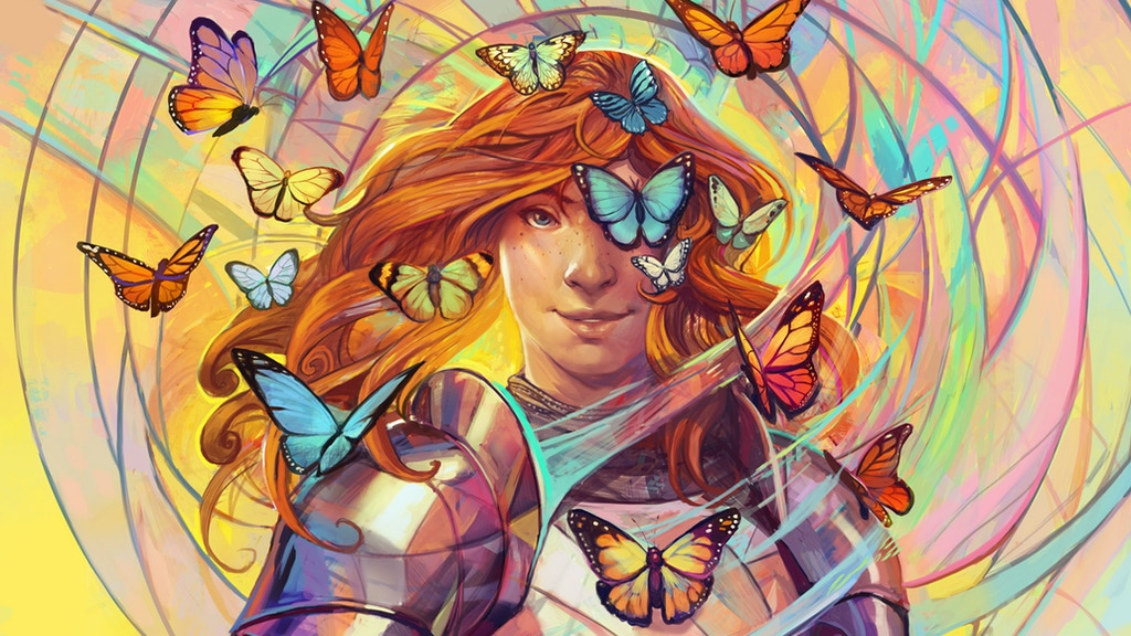 Daydreamer's Journey, a new Art Book by Julie Dillon project video thumbnail