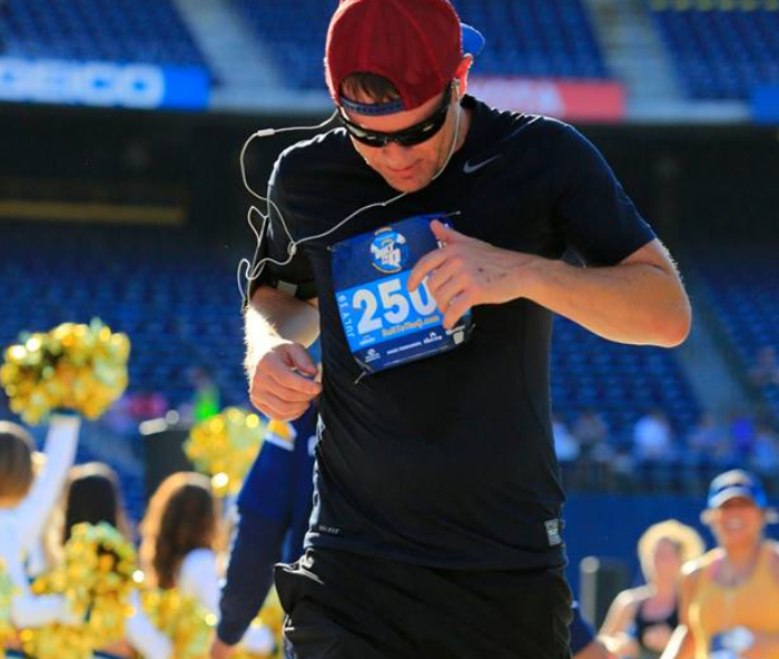 """Running for a meaningful cause has always been a passion for many and this technological solution provides a personal and charitable based reward system that encourages all of us to do our best for the greater good."" Sean McMillen, Co-Founder and CTO"