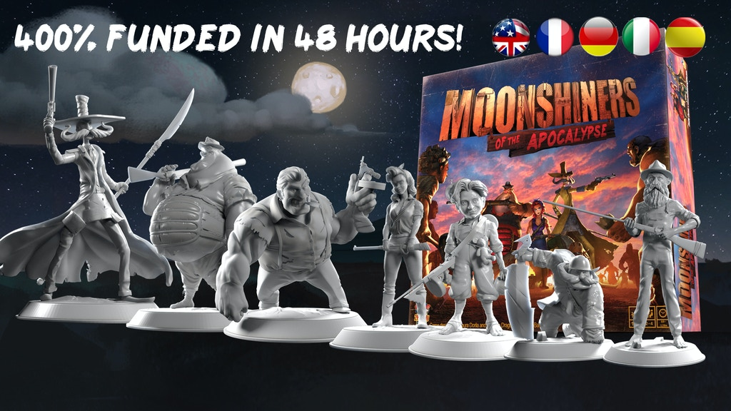 Moonshiners of the Apocalypse project video thumbnail