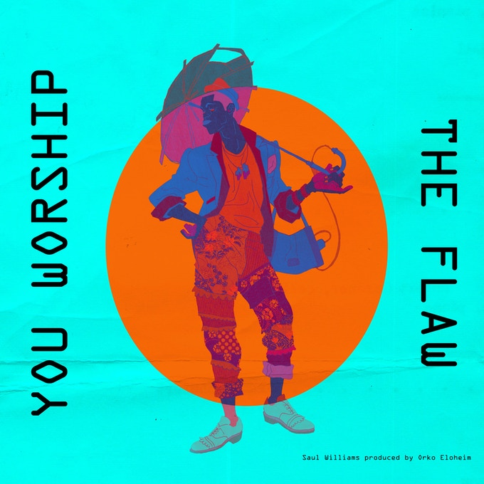 As a way of thanking you for your support here's a new song!The Flaw You Worship (prod. by Orko Eloheim)