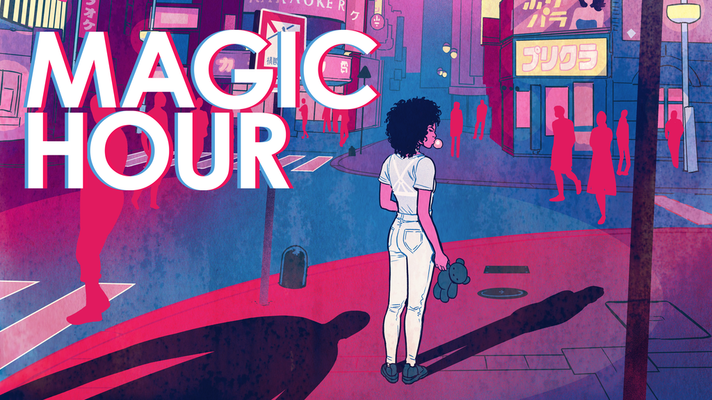 Magic Hour Pilot Episode Starring Indya Moore project video thumbnail