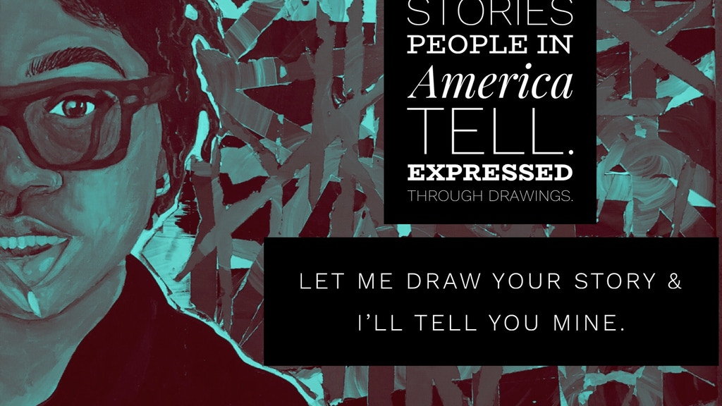 Tell Me Your Story: A Drawing Documentary.