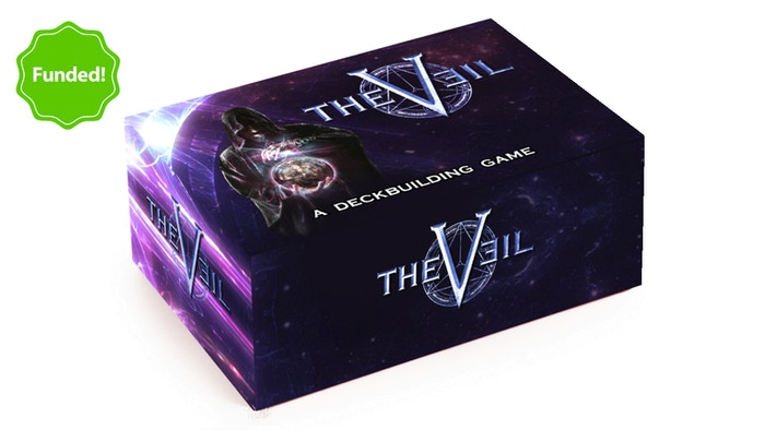 A Dark Fantasy Deck Building Game. Thematic decks with 20 unique playable characters. Fast paced, easy to learn, & very fun!