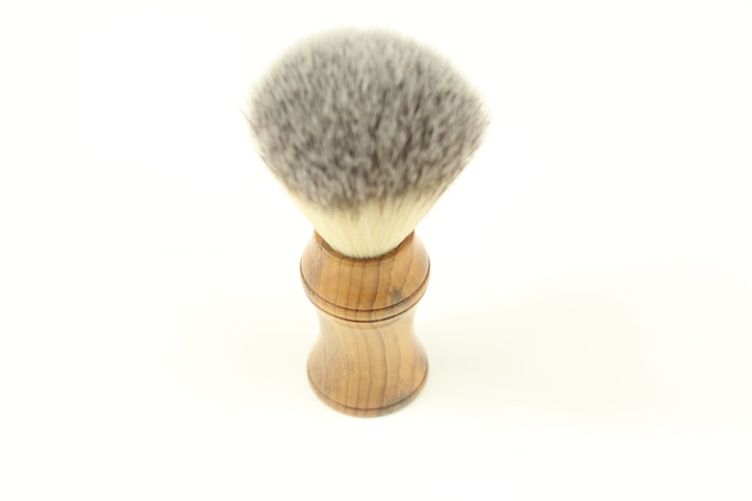 Yew Shaving Brush.