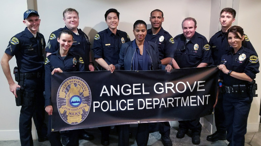 AGPD, a humorous police procedural docu-series.