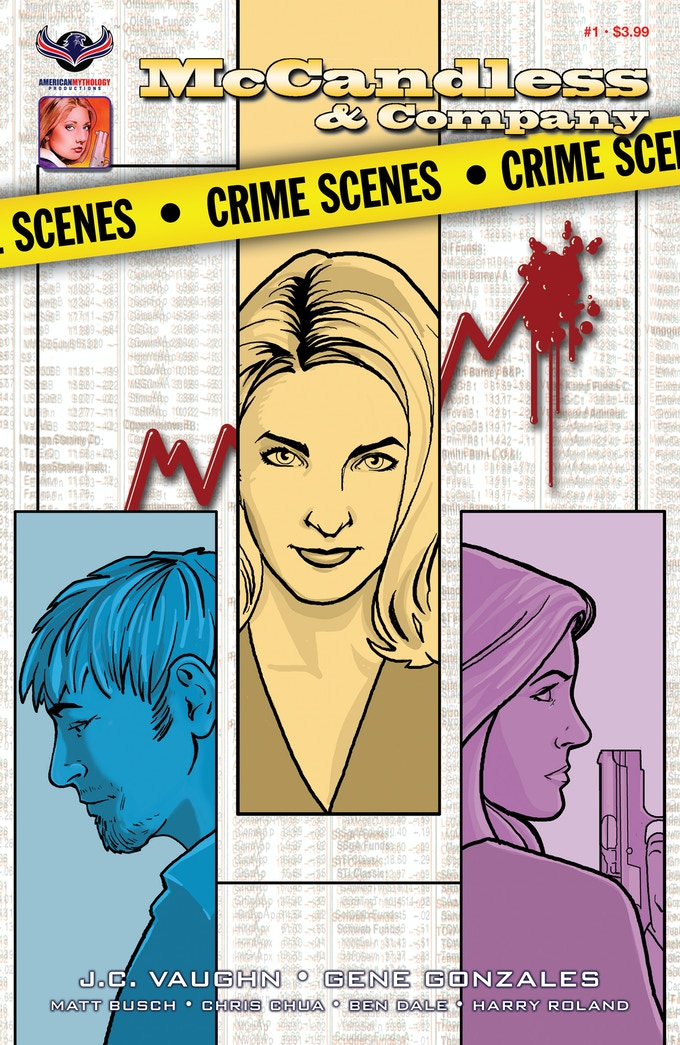 McCandless & Company: Crime Scenes