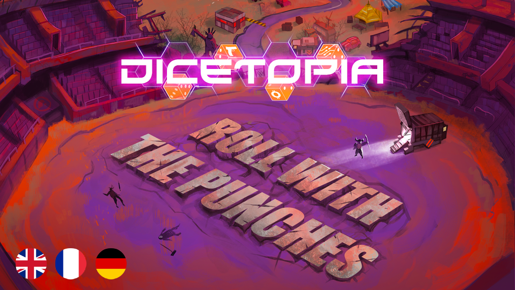 Dicetopia: Roll with the Punches is the top crowdfunding project launched today. Dicetopia: Roll with the Punches raised over $95359 from 394 backers. Other top projects include THE FLUFF TROUGH: Elevate Your Pet's Dining Experience, World War 2 : Rivals, ...