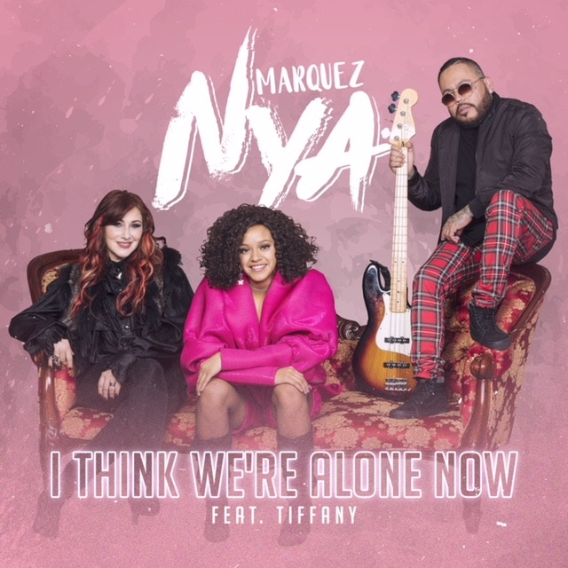 "Click to watch ""I Think We're Alone Now"" (feat Tiffany )"
