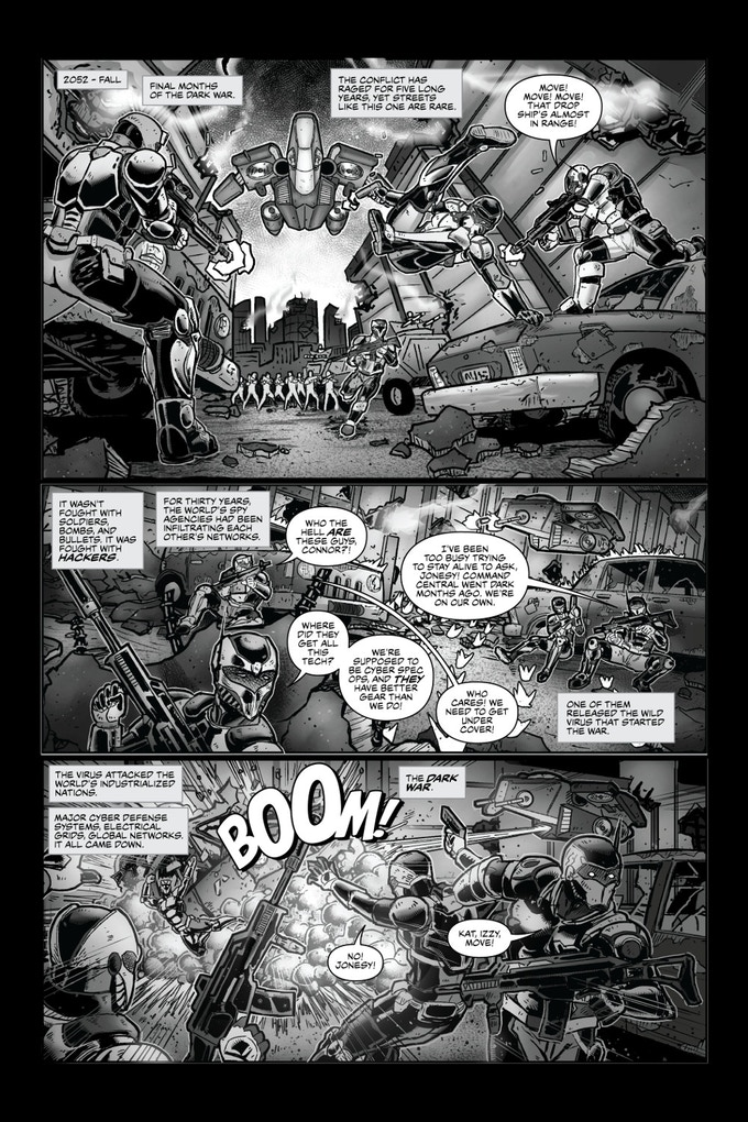 Issue 1 - Page 1
